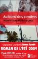 Couverture Au bord des cendres Editions Les Nouveaux auteurs 2009