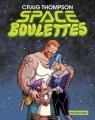 Couverture Space Boulettes Editions Casterman 2016