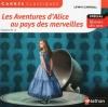 Couverture Alice au pays des merveilles / Les aventures d'Alice au pays des merveilles Editions Nathan (Carrés classiques) 2015