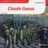Couverture Claude Gueux Editions Nathan (Carrés classiques) 2016