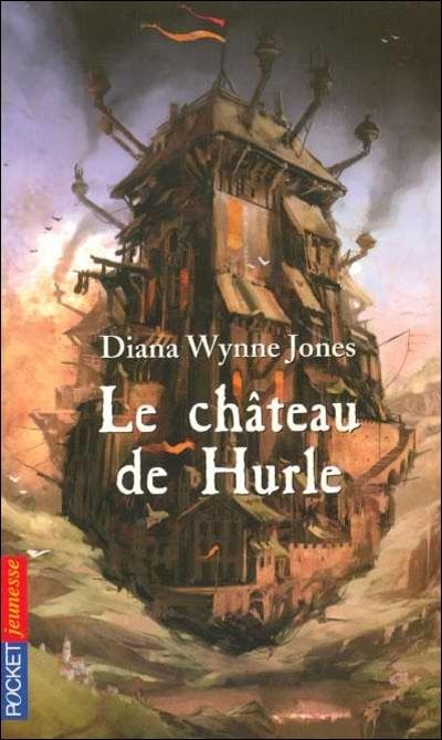 Couverture Les Châteaux, tome 1 : Le Château de Hurle