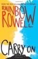 Couverture Carry on Editions Macmillan (Readers) 2015