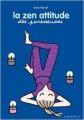 Couverture La zen attitude des paresseuses Editions Marabout 2012