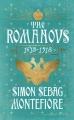 Couverture Les Romanov : 1613-1918 Editions Weidenfeld & Nicolson 2016