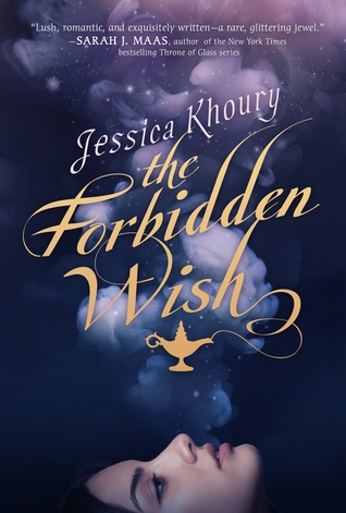 Couverture The Forbidden Wish