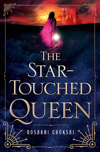 Couverture The Star-Touched Queen, book 1
