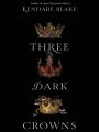 Couverture Three dark crowns, book 1 Editions HarperTeen 2016
