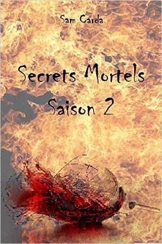 Couverture Secrets Mortels, saison 2