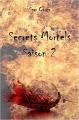 Couverture Secrets Mortels, saison 2 Editions Autoédité 2016