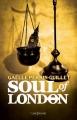 Couverture Soul of London Editions Fleur Sauvage 2016