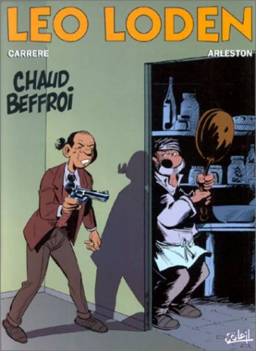 Couverture Léo Loden, tome 09 : Chaud beffroi