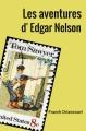 Couverture Les aventures d'Edgar Nelson Editions Librinova 2016