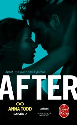 Couverture After, tome 2 : After we collided / La collision