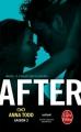 Couverture After, intégrale, tome 2 : After we collided Editions Le Livre de Poche 2016