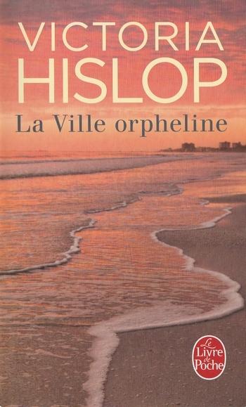 Couverture La Ville orpheline