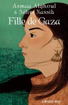 Couverture L'insoumise de Gaza / Fille de Gaza