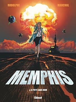 Couverture Memphis, tome 3 : le pays sans nom