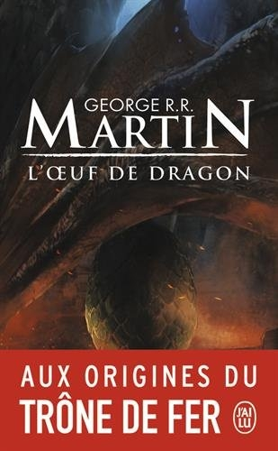 Couverture L'Oeuf de Dragon