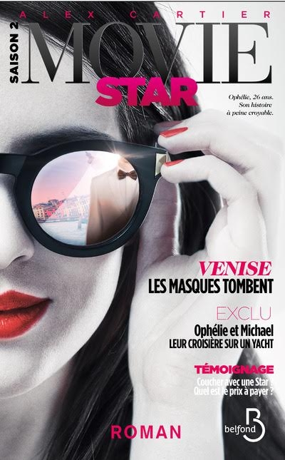 Couverture Movie Star, tome 2 : Venise