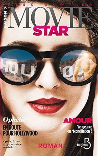 Couverture Movie Star, tome 3 : Hollywood