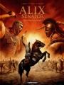 Couverture Alix Senator, tome 4 : Les démons de Sparte Editions Casterman 2015