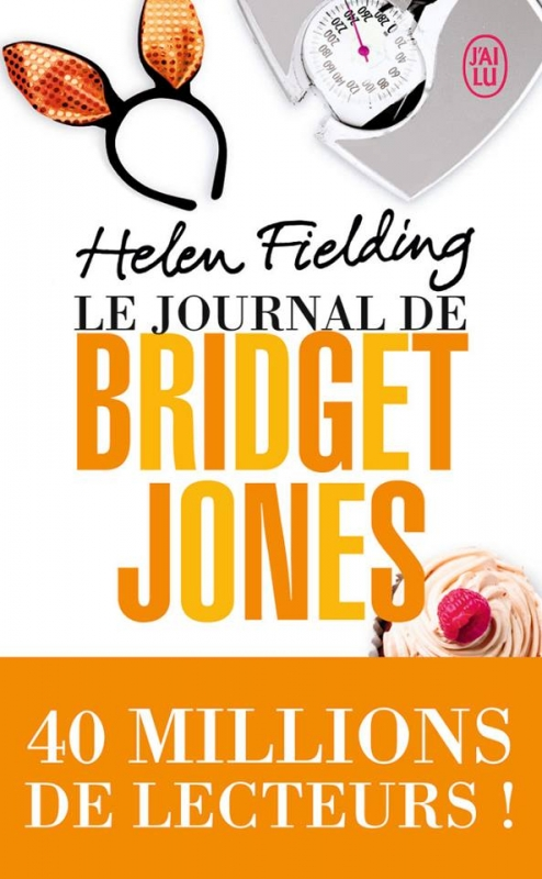 Couverture Bridget Jones, tome 1 : Le journal de Bridget Jones