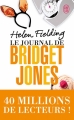 Couverture Bridget Jones, tome 1 : Le journal de Bridget Jones Editions J'ai lu 2016