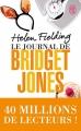 Couverture Bridget Jones, tome 1 : Le Journal de Bridget Jones Editions J'ai Lu 2016