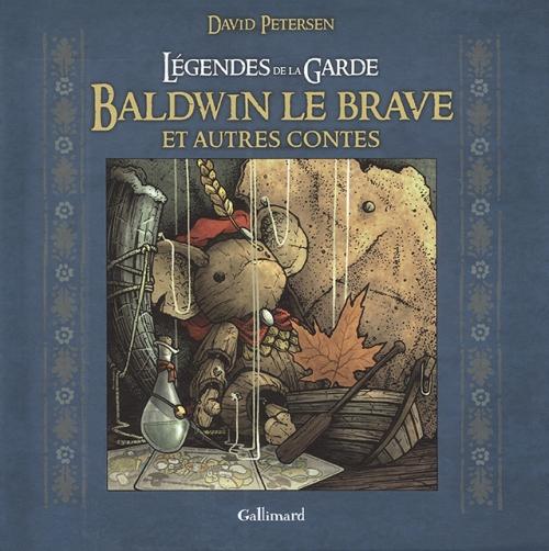 Couverture Légendes de la Garde : Baldwin le Brave et autres contes