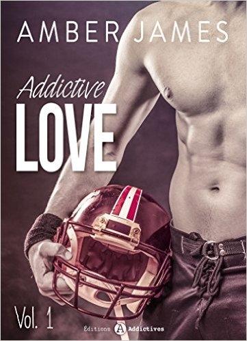 Couverture Addictive love, tome 1