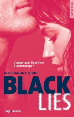 Couverture Black Lies