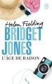 Couverture Bridget Jones, tome 2 : L'Age de raison Editions J'ai Lu 2016