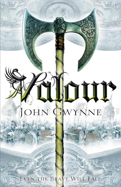 Couverture The Faithful and the Fallen, book 2: Valour