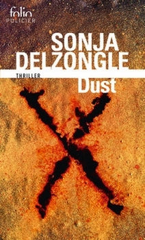 Couverture Hanah Baxter, tome 1 : Dust