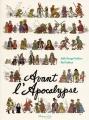 Couverture Avant l'apocalypse Editions Marmaille & compagnie 2016