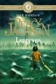 Couverture Percy Jackson, tome 1 : Le voleur de foudre Editions Font Forlag 2009