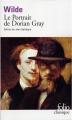Couverture Le portrait de Dorian Gray Editions Folio  (Classique) 2014