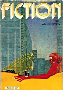 Couverture Fiction, tome 342