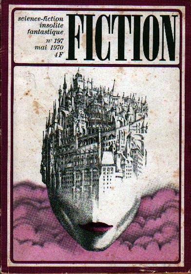 Couverture Fiction, tome 197