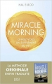 Couverture Miracle morning Editions First 2016