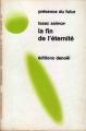 Couverture La fin de l'Éternité Editions Denoël (Présence du futur) 1970