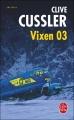 Couverture Vixen 03 Editions Le Livre de Poche (Thriller) 2013