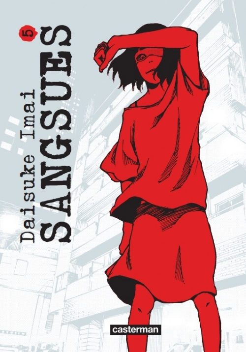 Couverture Sangsues, tome 5