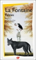 Couverture Fables Editions Flammarion (GF) 2007