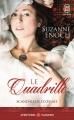 Couverture Scandaleux écossais, tome 2 : Le quadrille Editions J'ai Lu (Pour elle - Aventures & passions) 2016