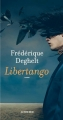 Couverture Libertango Editions Actes Sud 2016