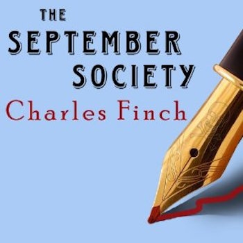 Couverture The September Society