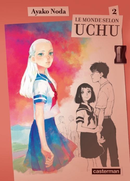 Couverture Le monde selon Uchu, tome 2