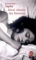Couverture Ainsi rêvent les femmes Editions Le Livre de Poche 2008