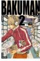 Couverture Bakuman, tome 02 Editions Kana (Shônen) 2010